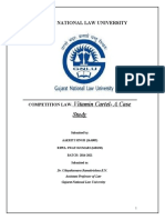 COMPETITION LAW_FINAL PROJECT