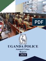 The Uganda Annual Crime Report 2019 Public