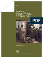 Women Industry and Technology