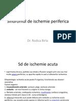Sindromul de ischemie periferica.pptx