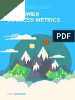 Customer Measurement Metrics