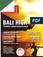 tlm - the travel & leisure magazine winter 2011