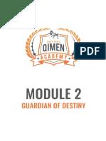 Module 2 - Guardian Of Destiny Notes