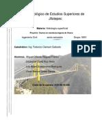 Protecto de cuenca zacatecaas- hidrologia superficial