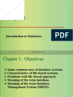 ch01 - Intro to Databases