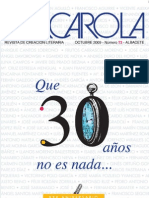 revista barcarola numero73