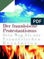 Der französische Protestantismus