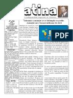 Datina - 28.04.2020 - prima pagină