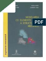 1.Modelarea cu elemente finite a structurilor mecanice