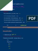 Exemple de Calcul de Variance