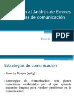 5. Estrategias de comunicación
