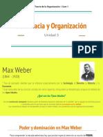 Burocracia y Organizacion - PPT.pdf