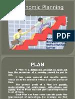 indian economic five year plan
