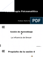 PPT SESIONES 3. INFLUENCIA DE BREUER