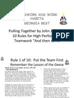 Pulling Together by John J.ppt