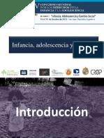 Infancia, adolescencia y pobreza