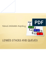 Linked Stacks and Queues