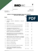 61 Mepc Report