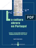 La Cultura Obrera en portugal
