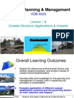 Coastal Planning Management-Lesson6-Applications and Impact_Teh