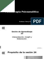 PPT SESIONES 12. INTERPR, INSIGHT Y ELAB