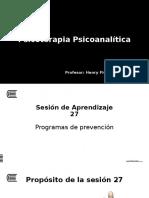 PPT SESIONES 14. PREVENCION DE LA SALUD MENTAL