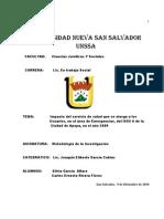 Monografia ISSS APOPA a Presentar