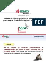 Introducción PEMEX SSPA v1.2