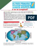 LA LONGITUD - CUARTO DE PRIMARIA