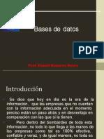 La Base de Datos (1)