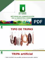 clase 8. Métodos de Conservación Cárnicos.pptx