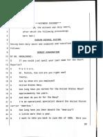 Damien Patton's 1992 Trial Testimony