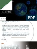 Plan de Contingencia y Formación on Line Covid 19