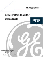 68K System Monitor User's Guide