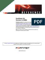 Fortigate OS Command Line Interface