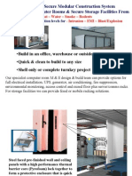 ModuSec-Secure Modular Construction System