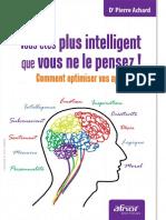 Vous êtes plus intelligent que vous ne le pensez ! Comment optimiser vos aptitudes.pdf
