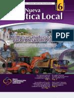 Boletin Ministerio Politica Sobre Experiencia Participativa en Montufar