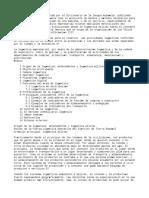 La logística es definida por el Diccionario de la lengua española, publicado por la Real Academia Española como el «conjunto de medios y métodos necesarios para llevar a cabo la organización de una empresa, o de un servicio.txt