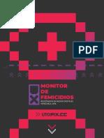 Investigación sobre los femicidios ocurridos en Venezuela en el año 2019