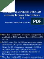 PCI Per Cutaneous Coronary Intervention