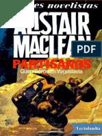 Partisanos---Alistair-MacLean