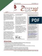Dogwood Life 2010 YIR