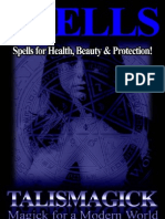 Spells for Health, Beauty and Protection