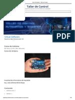 Curso de Arduino - Taller de Control.pdf
