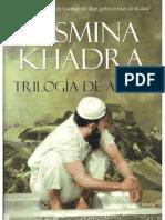 Trilogía de Argel - Yasmina  Khadra
