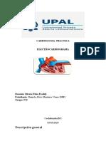 CARDIOLOGIA Electrocardiograma
