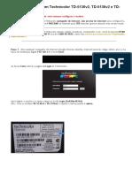Configuração Modem Technicolor TD5137.docx