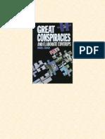 GreatConspiraciesAndElaborateCoverups