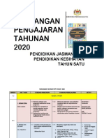 RPT PJ TAHUN 1